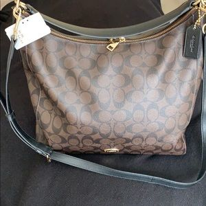 Brand new never used Coach tote style bag.
